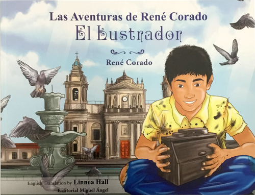 The Adventures of René Corado, The Shoeshine Boy (Bilingual)