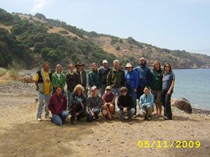 WFVZ Field and Collections-based Research Santa Cruz